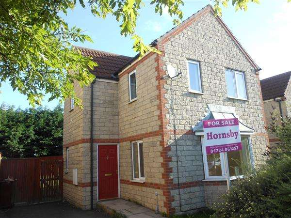 3 Bedrooms Detached House for sale in Pinewood Close, Scunthorpe