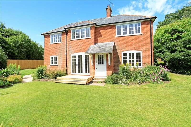 4 Bedrooms Detached House for sale in Bourne View, Allington, Salisbury, Wiltshire, SP4