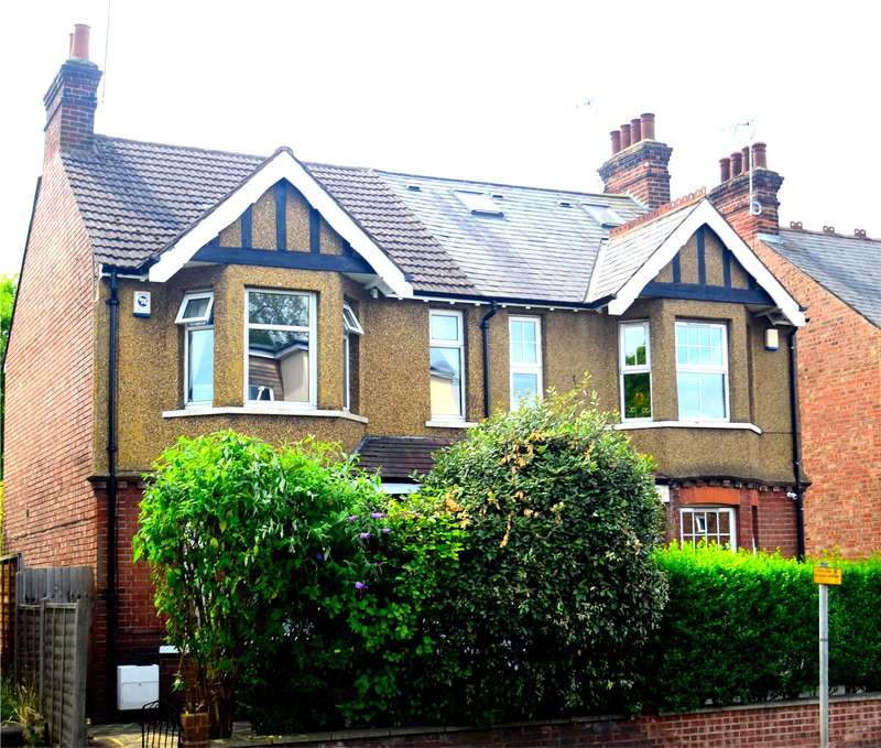 3 Bedrooms Semi Detached House for sale in Hatfield Road, St. Albans, Hertfordshire, AL1
