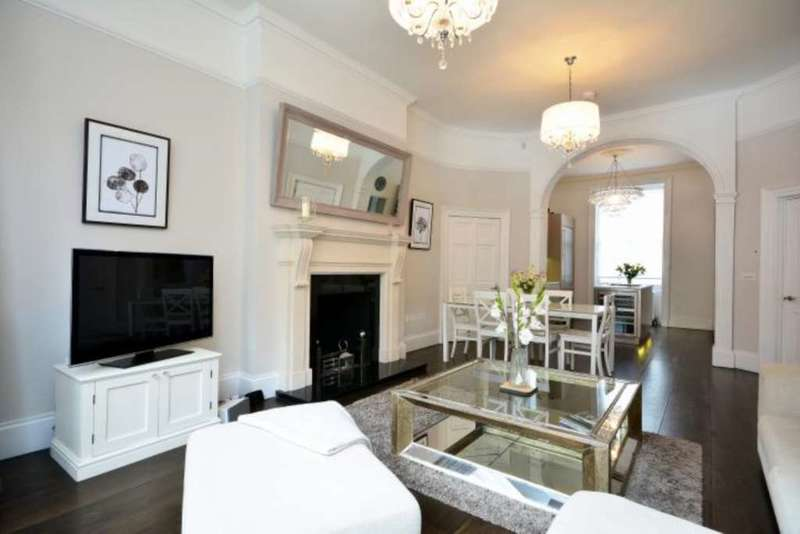 3 Bedrooms Apartment Flat for sale in Nottingham Place, Marylebone W1U