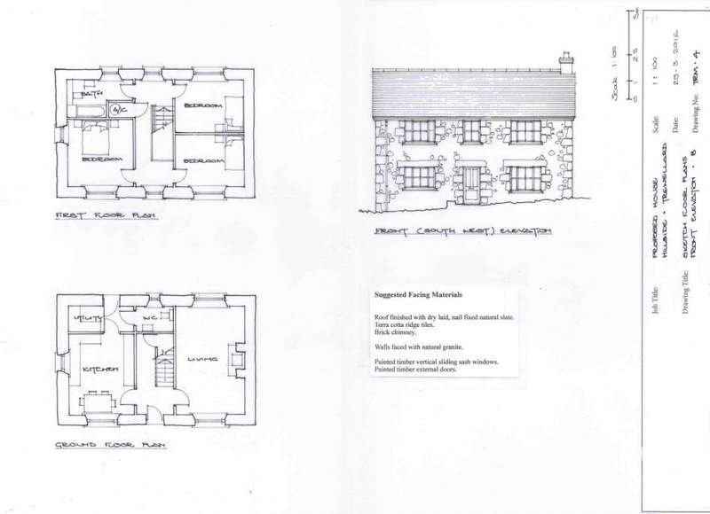 Land Commercial for sale in Hillside Cottages, Trewellard, Penzance