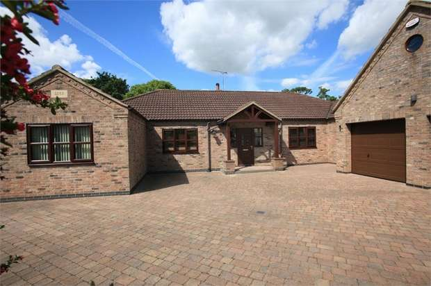 5 Bedrooms Detached House for sale in Sheep Dyke Lane, Bonby, Brigg, Lincolnshire