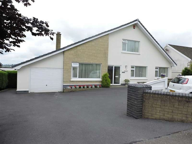 5 Bedrooms Property for sale in Llyn Y Fran Road, Llandysul