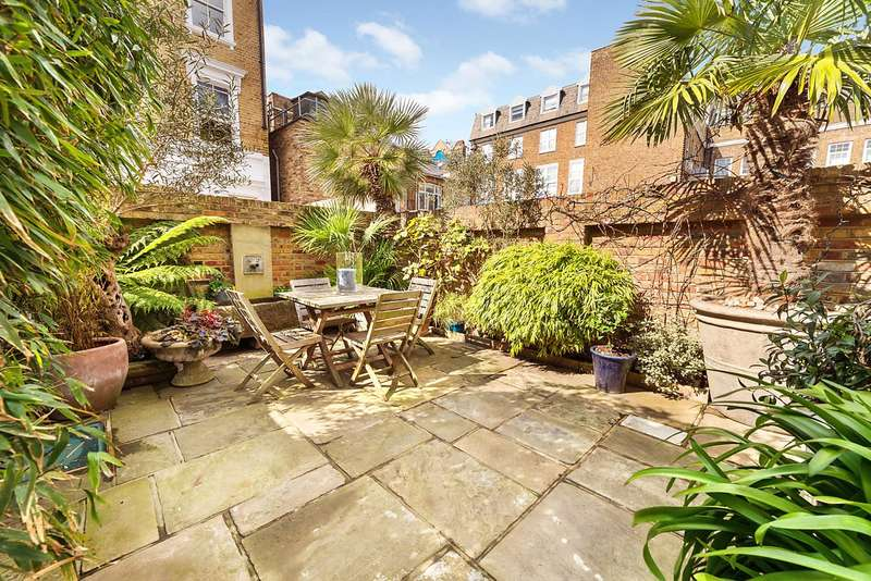 5 Bedrooms End Of Terrace House for sale in Guthrie Street, London, SW3