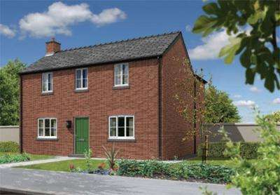3 Bedrooms Detached House for sale in Nansledan, Newquay
