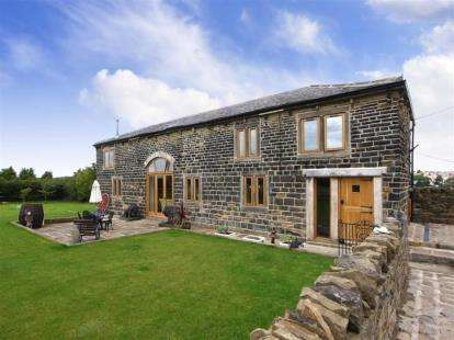3 Bedrooms Barn Conversion Character Property for sale in Wild Grove, Pudsey, West Yorkshire
