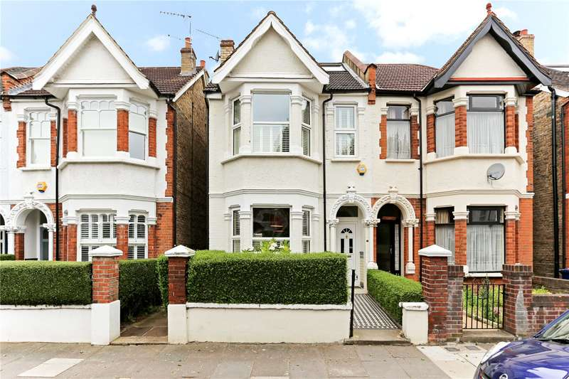 4 Bedrooms Semi Detached House for sale in Agnes Road, London, W3