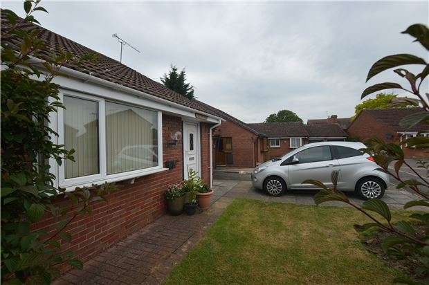 2 Bedrooms Detached House for sale in Northway, Tewkesbury, Gloucestershire, GL20 8RZ