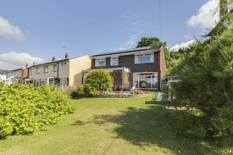 4 Bedrooms Detached House for sale in Cefn Road, Newport