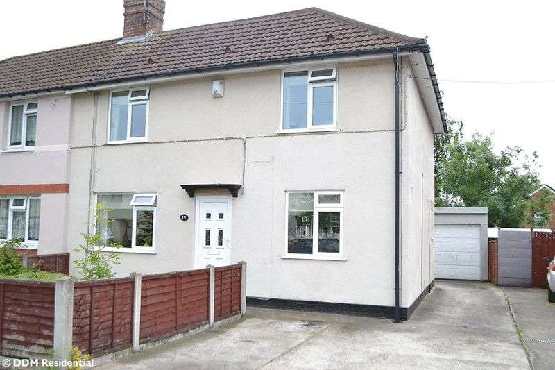 3 Bedrooms Semi Detached House for sale in King Edward Street, Scunthorpe, DN16 1LH