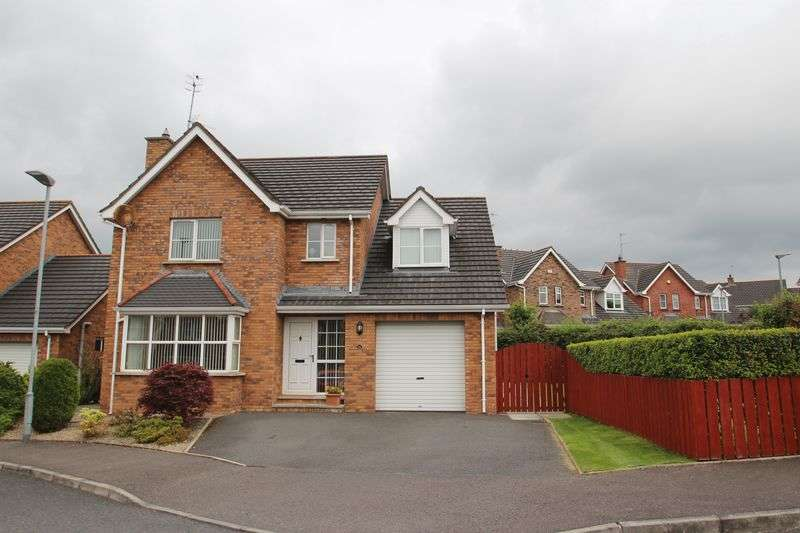 5 Bedrooms Detached House for sale in 14 Breagh Hill, Portadown