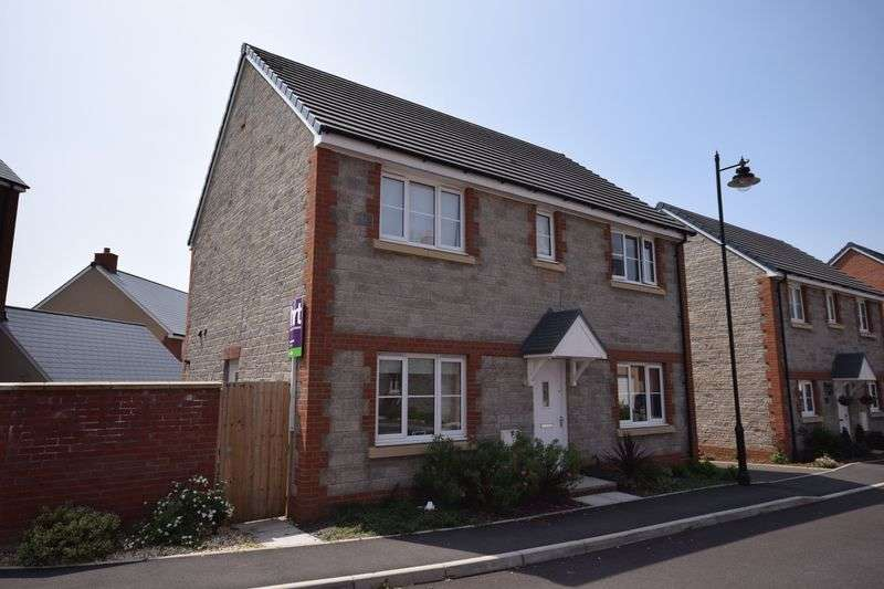 4 Bedrooms Detached House for sale in 1 Llys Y Fedwen, Parc Derwen, Coity, Bridgend CF35 6DZ