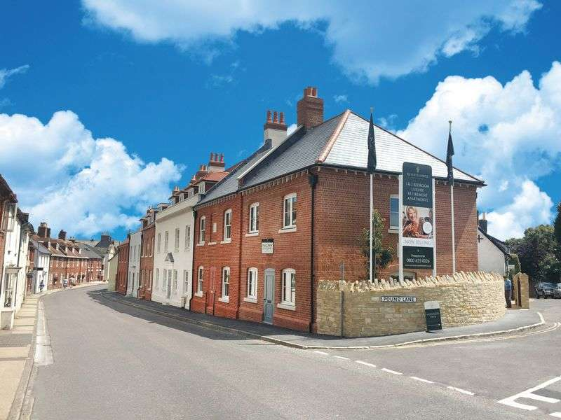 1 Bedroom Flat for sale in BRAND NEW ONE BEDROOM APARTMENT: FLEUR-DE-LIS, WAREHAM, DORSET *NOW RESERVED*