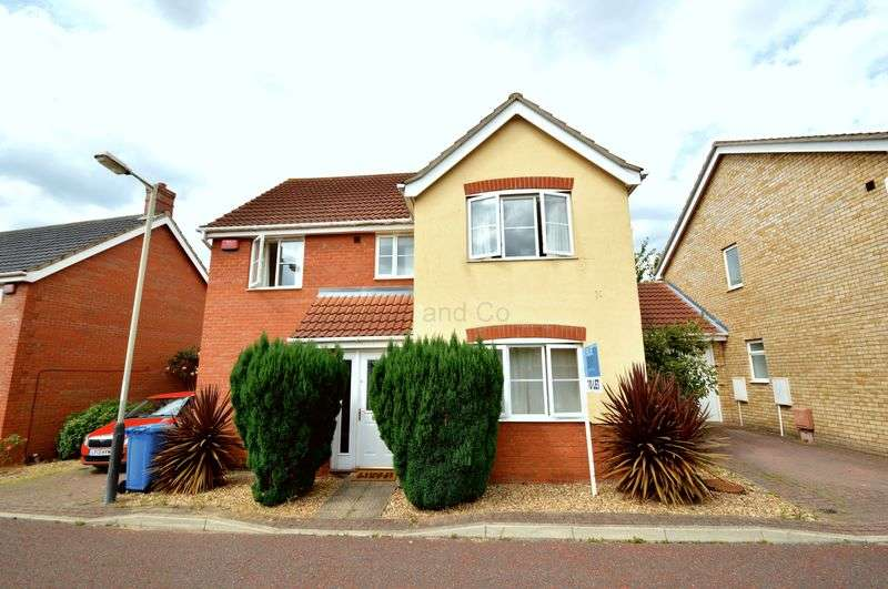 6 Bedrooms Detached House for sale in Rimer Close, West City
