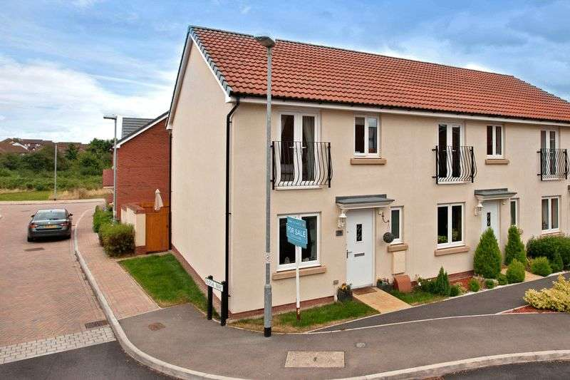 3 Bedrooms House for sale in Lilliana Way, Bridgwater
