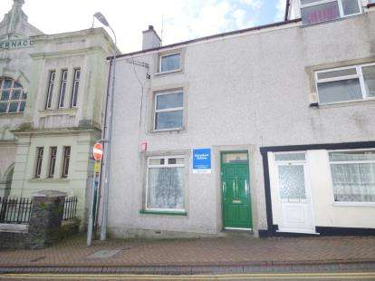 3 Bedrooms Semi Detached House for sale in Thomas Street, Holyhead, Anglesey, LL65