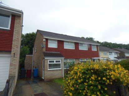 3 Bedrooms Semi Detached House for sale in Crantock Close, Halewood, Liverpool, Merseyside, L26