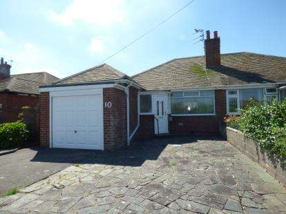 2 Bedrooms Bungalow for sale in Osborne Grove, Thornton-Cleveleys, Lancashire, FY5