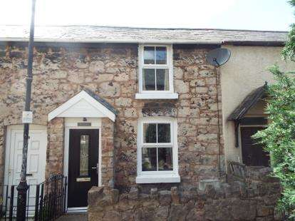 2 Bedrooms Terraced House for sale in Rose Hill, Old Colwyn, Colwyn Bay, Conwy, LL29