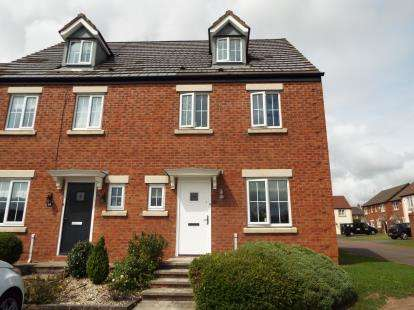 4 Bedrooms Semi Detached House for sale in Gibson Close, Kirkby, Liverpool, Merseyside, L33