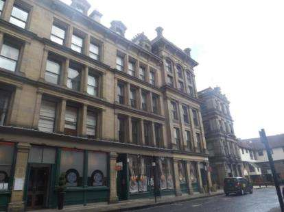 2 Bedrooms Flat for sale in Queen Street, Newcastle Upon Tyne, Tyne and Wear, NE1