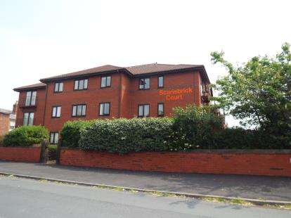 2 Bedrooms Flat for sale in Scarisbrick Court, Scarisbrick New Road, Southport, Merseyside, PR8