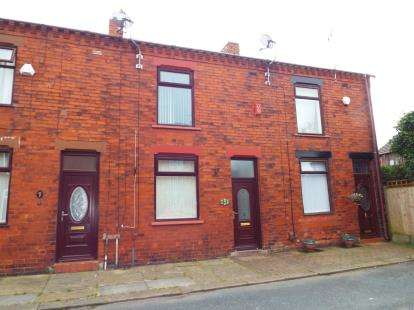 2 Bedrooms Terraced House for sale in Robert Street, Platt Bridge, Wigan, Greater Manchester, WN2