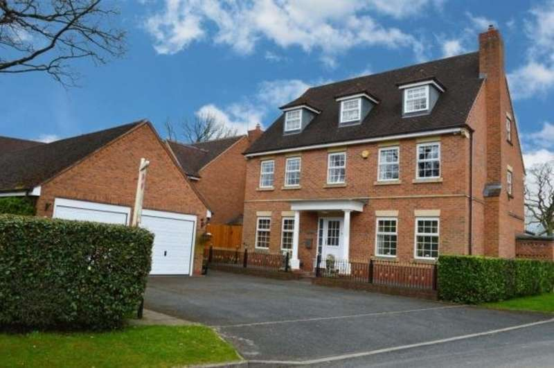 6 Bedrooms Detached House for sale in Kiln Lane, Dickens Heath
