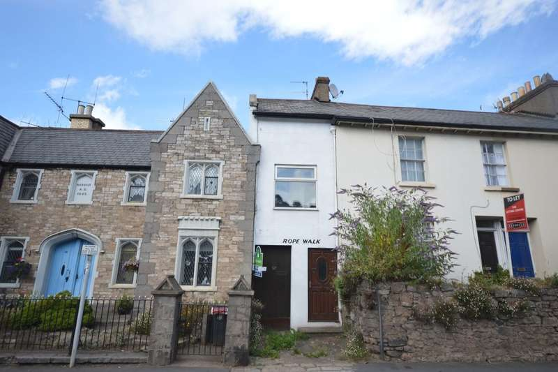 2 Bedrooms Property for sale in East Street, Newton Abbot, TQ12