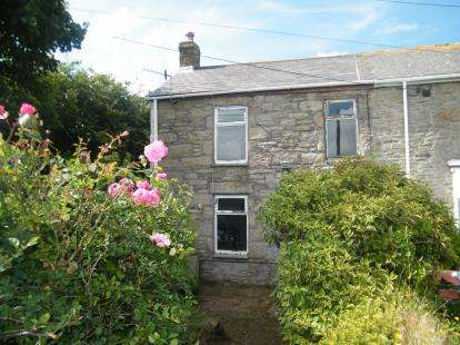 1 Bedroom End Of Terrace House for sale in Boscaswell Downs, Pendeen, Cornwall