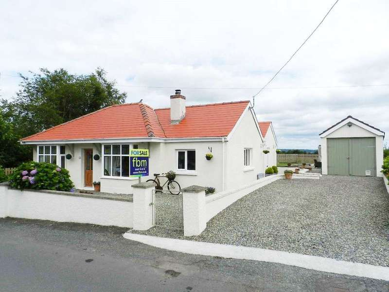 3 Bedrooms Detached Bungalow for sale in Sunnybank, West Hook Road, Hook, Haverfordwest