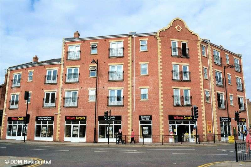 2 Bedrooms Flat for sale in Spring Gardens, Gainsborough