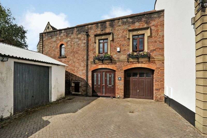 3 Bedrooms Terraced House for sale in Clyde Lane, Redland