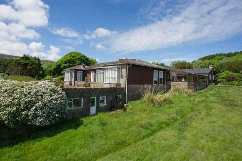 5 Bedrooms Detached House for sale in Dhoon Loop Road, Isle Of Man