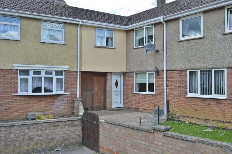 4 Bedrooms Terraced House for sale in Handcross Court, Corby