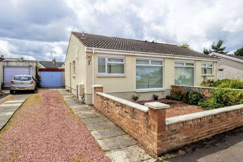 2 Bedrooms Semi Detached Bungalow for sale in Strath Elgin, Law