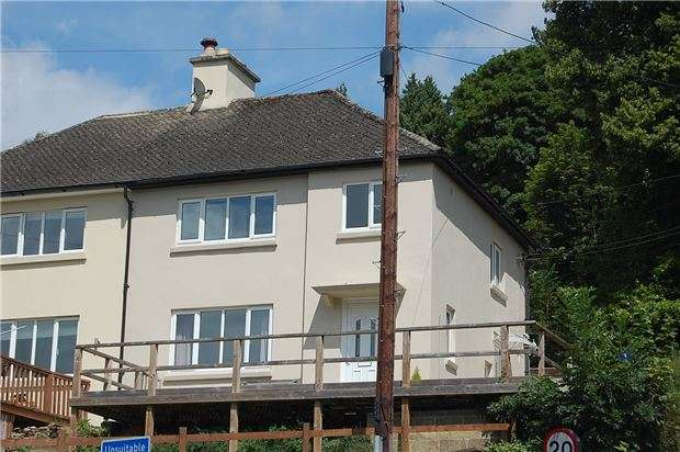 3 Bedrooms Semi Detached House for sale in Great Orchard, Thrupp, Stroud, Gloucestershire, GL5 2DJ