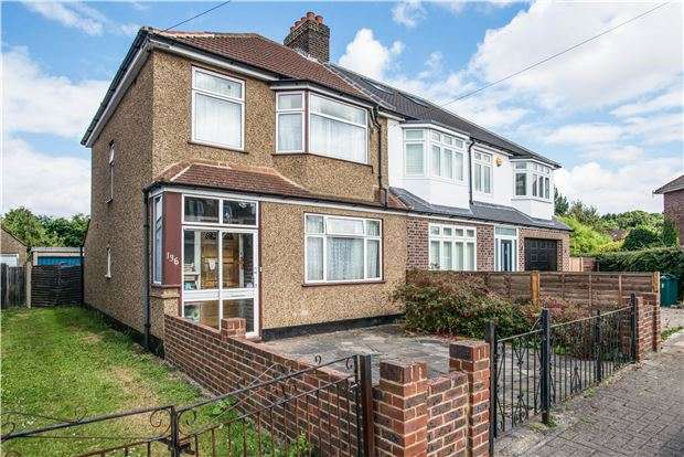 3 Bedrooms Semi Detached House for sale in Jackson Road, BROMLEY, Kent, BR2 8NX