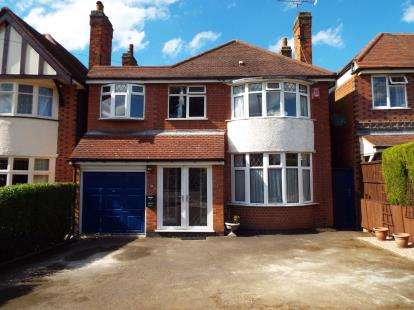 4 Bedrooms Detached House for sale in Scraptoft Lane, Leicester, Leicestershire