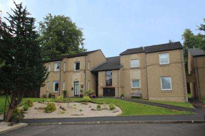 2 Bedrooms Flat for sale in Grendon Court, Stirling