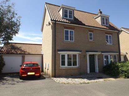 5 Bedrooms Detached House for sale in Rendlesham, Woodbridge, Suffolk