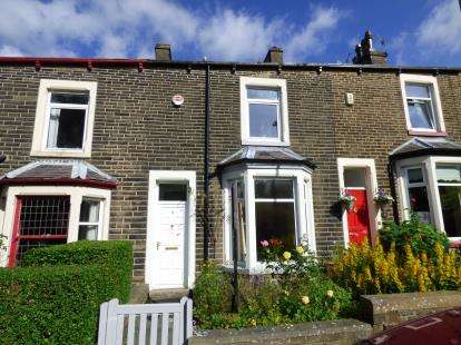 3 Bedrooms Terraced House for sale in Moseley Road, Burnley, Lancashire