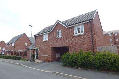 2 Bedrooms Detached House for sale in McKinley Street, Chapelford Village, Warrington, Cheshire