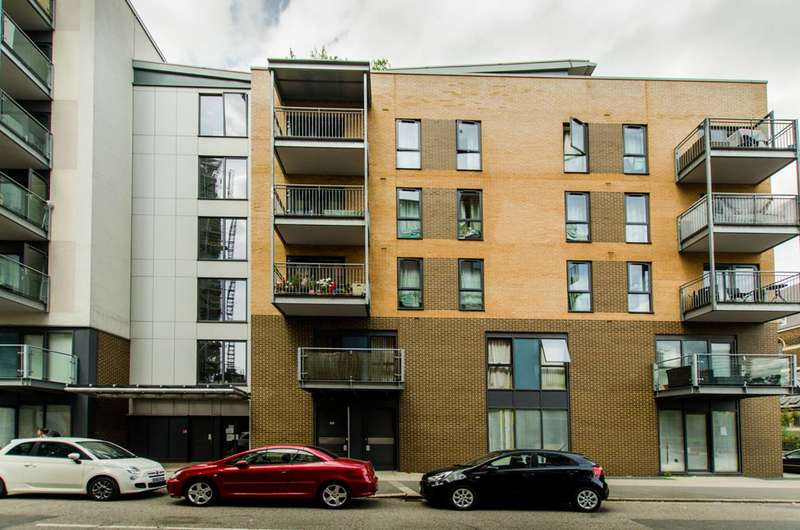 2 Bedrooms Flat for sale in New Century House, Canning Town, E16