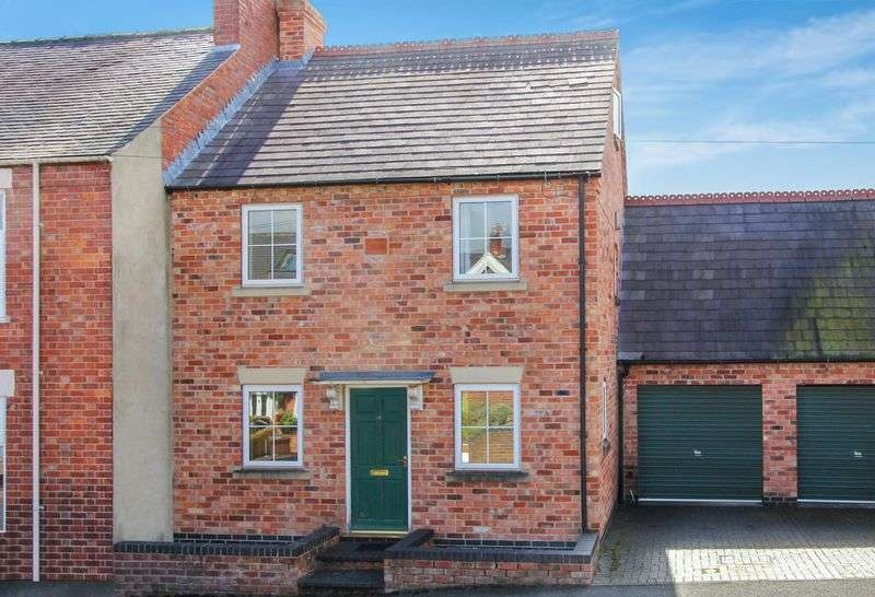 4 Bedrooms Detached House for sale in South Street, Melbourne, Derbyshire DE73 8GB