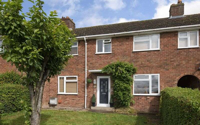 4 Bedrooms Terraced House for sale in The Green, Chaddesley Corbett