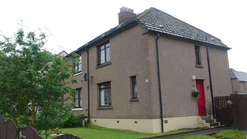3 Bedrooms Semi Detached House for sale in Craigbank Road, Falkirk