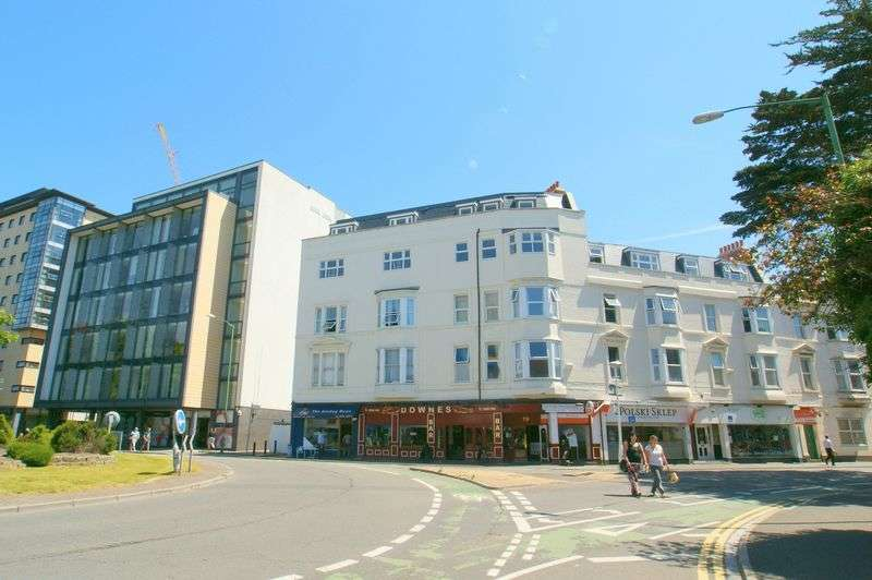 1 Bedroom Flat for sale in Lansdowne Road, Bournemouth