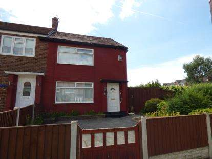 2 Bedrooms End Of Terrace House for sale in Barton Close, Litherland, Liverpool, Merseyside, L21