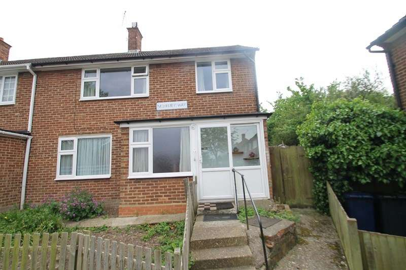 3 Bedrooms Semi Detached House for sale in Newbury Way, Northolt, Middlesex